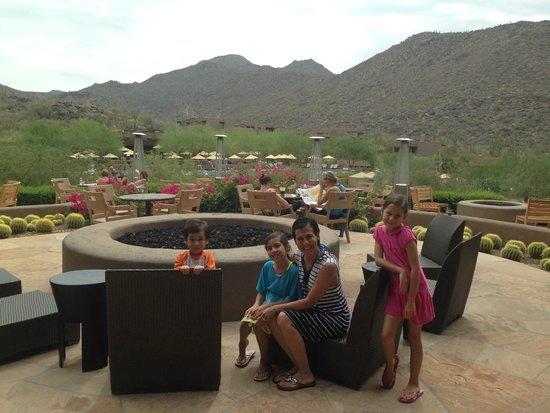 The Ritz-Carlton, Dove Mountain: View to mountains