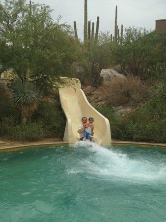 The Ritz-Carlton, Dove Mountain: Slides