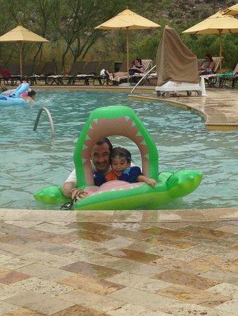 The Ritz-Carlton, Dove Mountain : Swimming pool