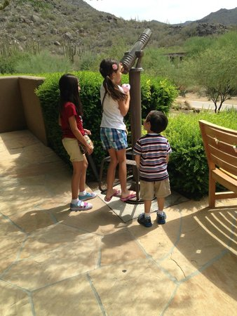 The Ritz-Carlton, Dove Mountain: Play area for kids