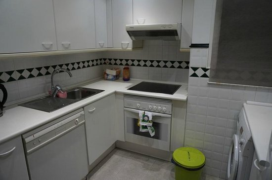 Tendency Apartments 1: View of the kitchen