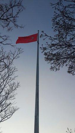 Niğde Kalesi: Niğdemizin göklerde şahlanan bayrağımız..