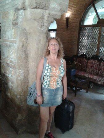 Hacienda Posada de Vallina : nella holl
