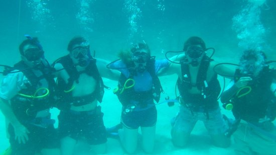Scuba Roatan: Great day diving