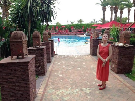 Sofitel Marrakech Lounge and Spa: Sofitel Marrakech