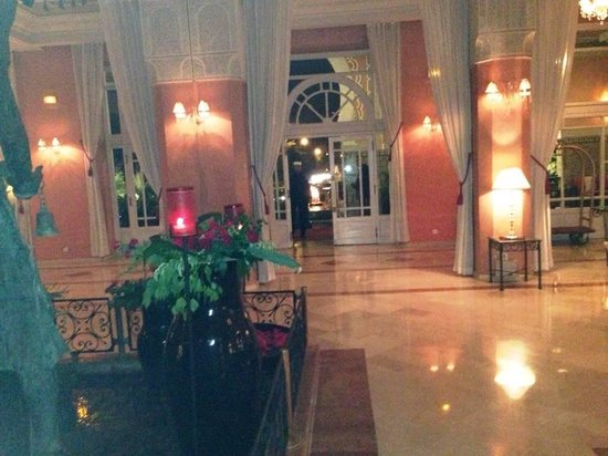 Sofitel Marrakech Lounge and Spa : Sofitel Marrakech