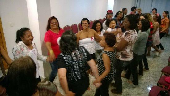 Hotel Monte Alegre: Encontro de lideranças comunitárias no Fala Comunidade