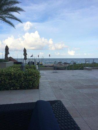 Fort Lauderdale Marriott Harbor Beach Resort & Spa: Beach View