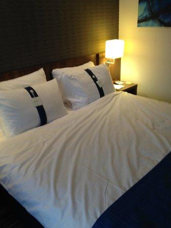 Holiday Inn Express Amsterdam - South: habitacion