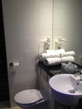Holiday Inn Express Amsterdam - South: baño