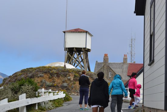 "Sanctuary Beach Resort: A day at ""Point Sur Lighthouse"" Big Sur, Ca     $39.00"