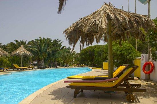 Medusa Resort: Piscina al aire libre
