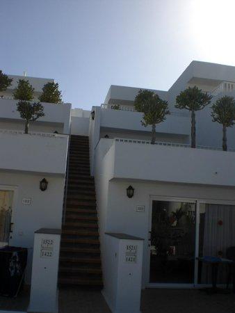 Hotel Floresta: Appartamenti esterno