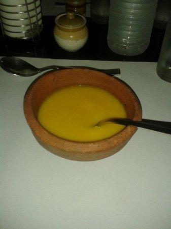 fusion Bay: Pumpkin soup!