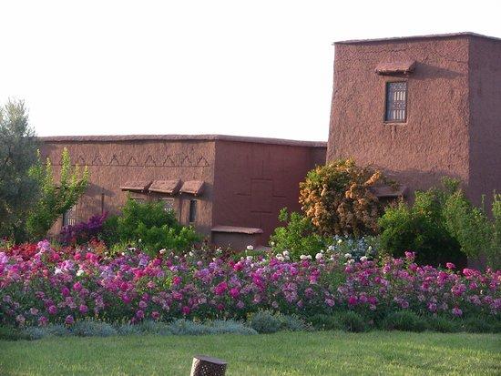 Ecolodge Quaryati : jardins