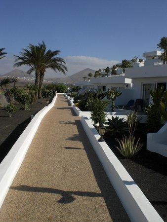 Hotel Floresta: Ingresso appartamenti