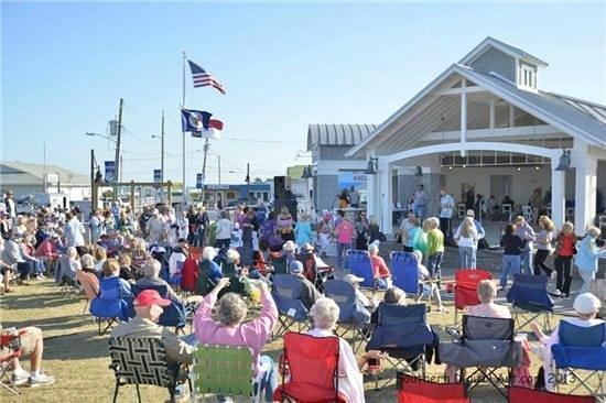 Ocean Front Park Pavilion Concert