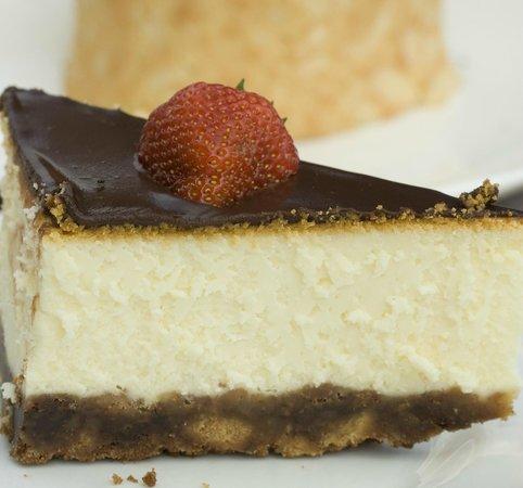 Vaxholms Hembygdsgårds Café: Cheesecake