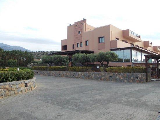 SENTIDO Vasia Resort & Spa : hotel