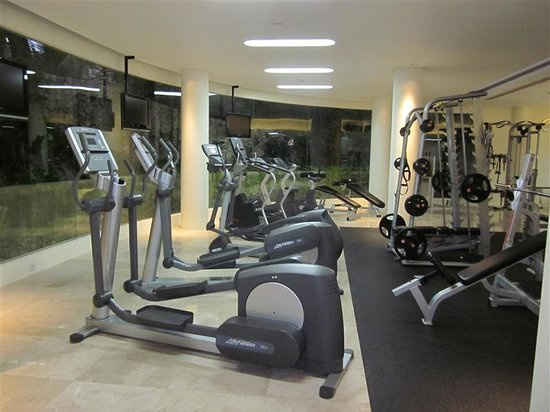 Padma Resort Legian: For Your Fitness
