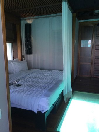 Sofitel Bora Bora Marara Beach Resort: Habitación Sofitel