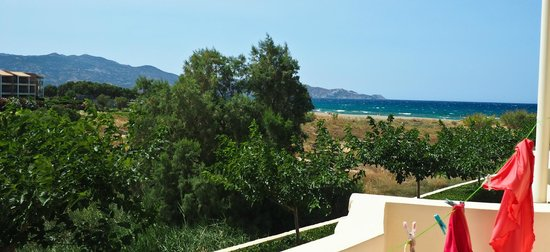 smartline Neptuno Beach : side-sea view from our balcony