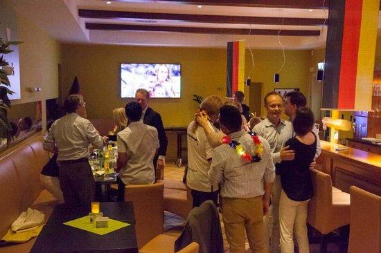 Miro's Ristorante: WM-Finale im Sport-Bistro