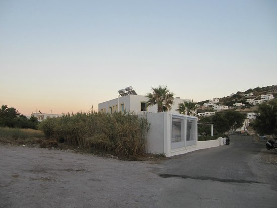 Oklacà: Oklaca on the beach on Patmos