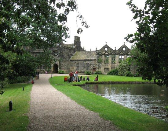 East Riddlesden Hall, National Trust : East Riddlesden Hall