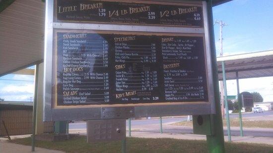 Breaker Drive-Inn