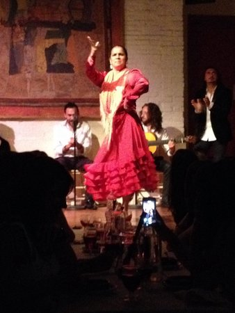 El Tablao de Carmen: Flamenco