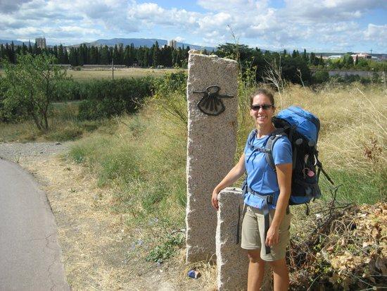 Camino de Santiago: Outside of Lugo
