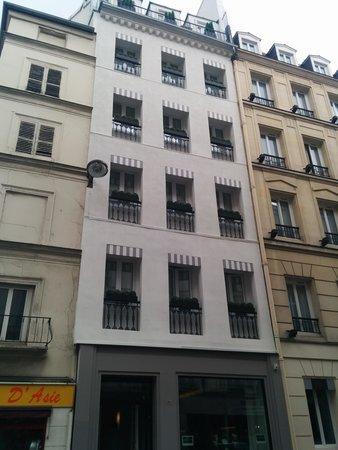 Le Petit Madeleine Hotel : The Hotel