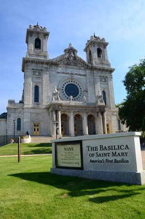 Basilica of St. Mary: Basilica