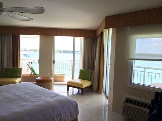 Hyatt Centric Key West Resort and Spa: Deluxe Gulf King