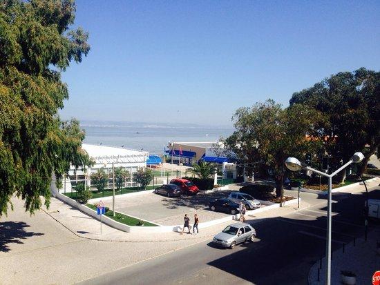 Hotel Al Foz: Vista desde la habitación