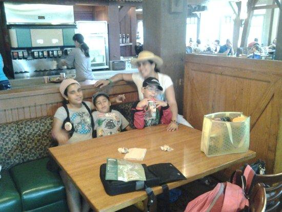 Disney's Port Orleans Resort - Riverside: quick service