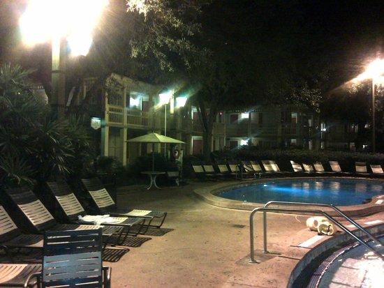Disney's Port Orleans Resort - Riverside: piscina