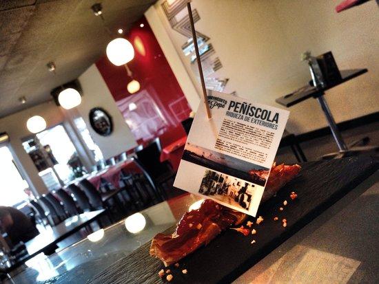 I Avant Restauran-Cocktail Club: Tapa concurso de tapas peñiscola 2014