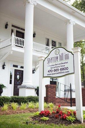 Sparrow Hill Inn