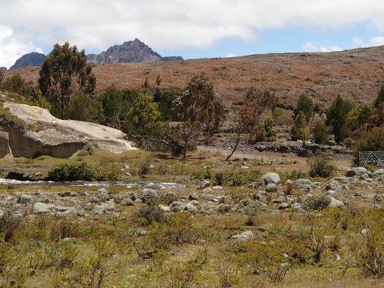 Hacienda Santa Ana: Cotopaxi National Park