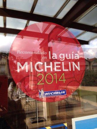 Urban Loiu Hotel By Eurotels: ミシュランガイド2014 The guide of Michelin
