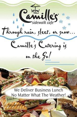 Camille S Sidewalk Cafe Gluten Free Menu