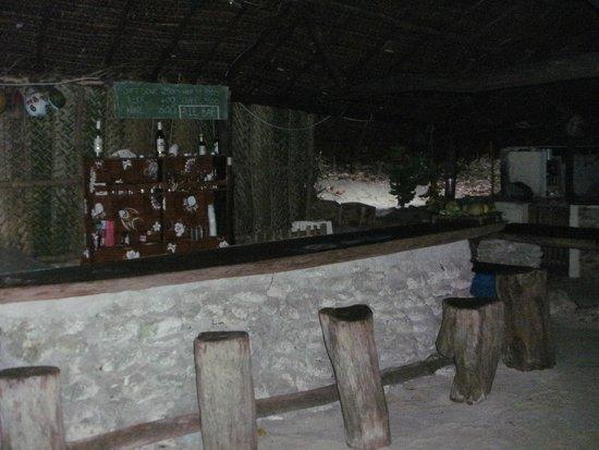 Tranquillity Island Resort & Dive Base : The Bar