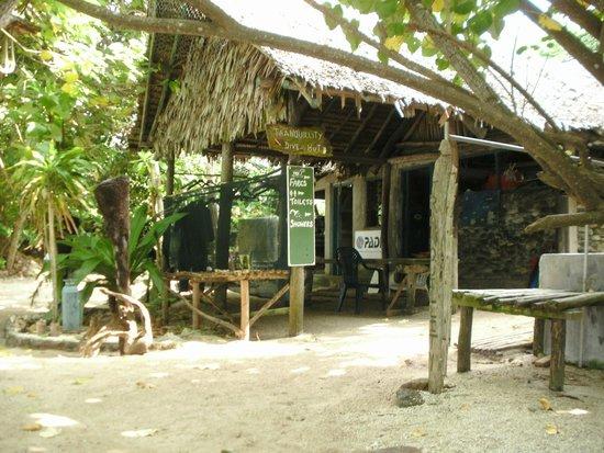 Tranquillity Island Resort & Dive Base : Dive Centre