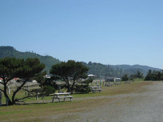 Photo of Oceanside RV Park Gold Beach