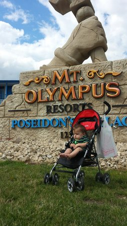 Mt. Olympus Resort : 7/13 to 7/16 2014