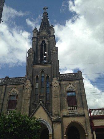 Casa Particular Miriam Guerra: Landmark on your walk into down