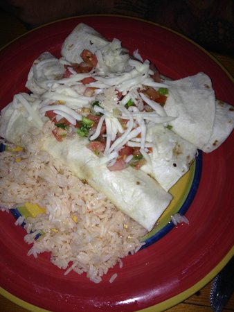 Acapulco Delight Restaurant: Chicken Soft Tacos