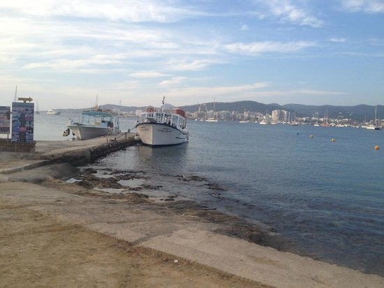 Hotel San Remo : Water Taxi